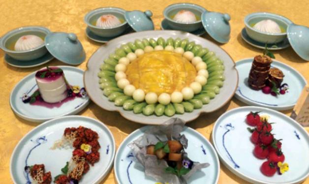 """特色小吃入驻进博会 """"上海味道""""传遍全球"""