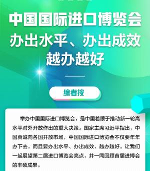 第二届中国国际进口博览会亮点纷呈