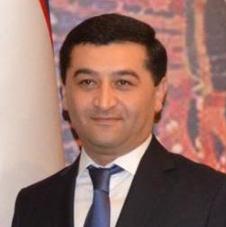 乌兹别克斯坦驻华大使