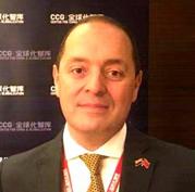 哥伦比亚驻华大使