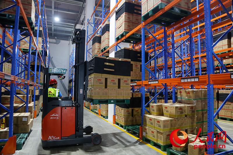 罗牛山冷链物流园:打造成服务于全国乃至全球的食材产业聚集地及海南冷链物流仓储配送中心