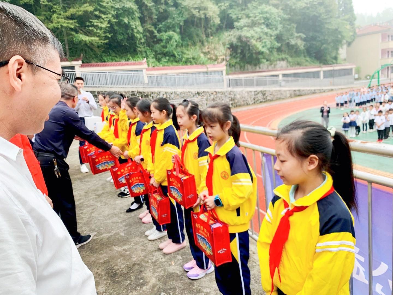中华优秀传统文化入校全国公益项目江西分区启动