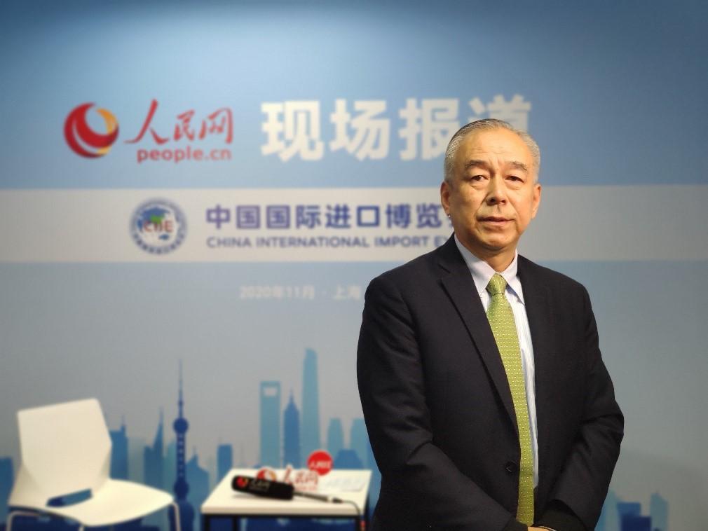 正大集团薛增一:持续把海外优质商品介绍给中国消费者
