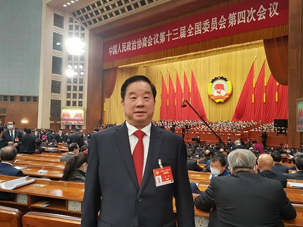 傅军委员:加强乡村传统村落保护与开发开展产学研协