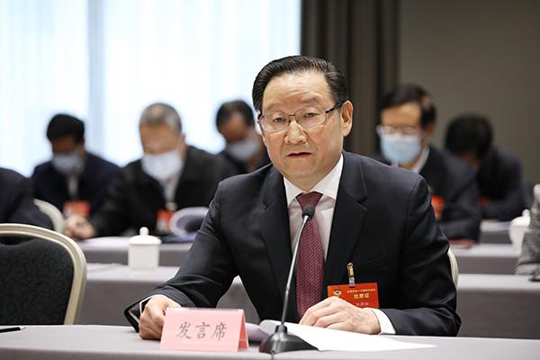 江泽林委员:建树世界级寒地冰雪经济高质量发