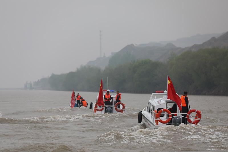 黃河流域4月起進入禁漁期9省區聯合啟動專項執法