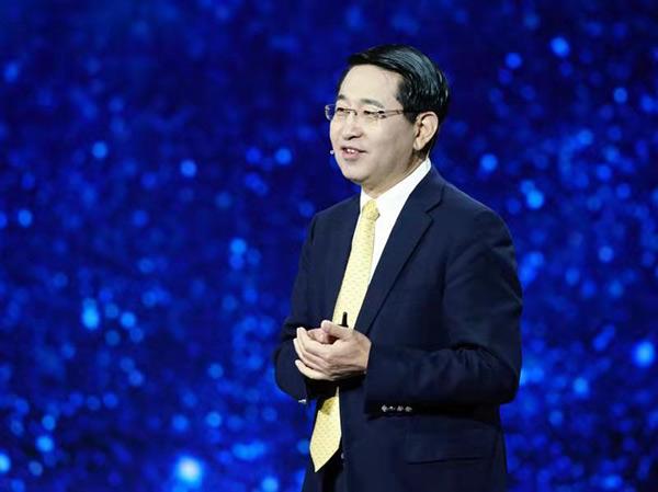 新華三CEO于英濤:向數字原生邁進賦能產業數字化轉型