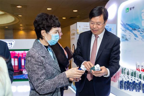 李鹏程:中国乳品消费在疫情中展现出强大