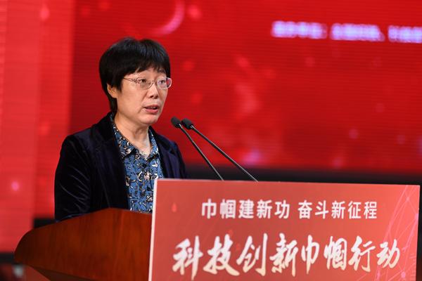 王小云:浩然厚德心无旁骛 为国家信息安全贡献力量
