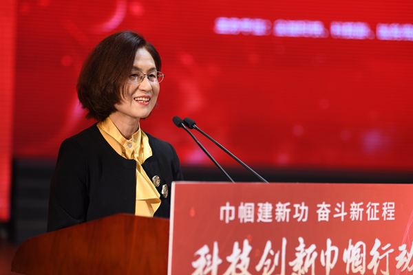 姜杰:勇攀科技高峰 为建设航天强国再立新功