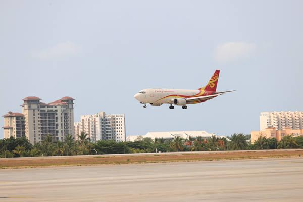 菜鸟开通海南免税品专线 连接新加坡、三亚与广州