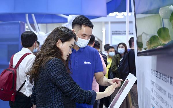 卫星遥感信贷技术亮相数字中国成果展 网商银行:全国160