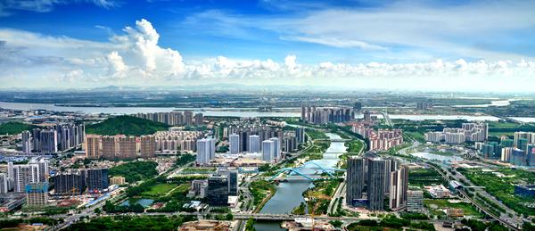 廣東南沙:打造粵港澳全面合作示范區建設優質生活圈