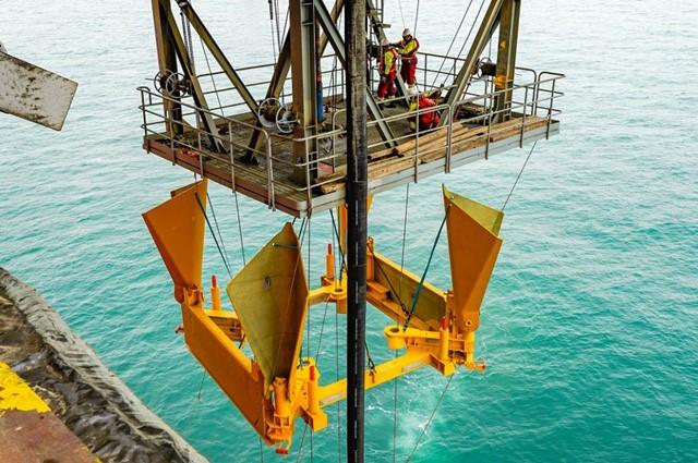 我國海洋油氣開發關鍵核心裝備國產化獲突破
