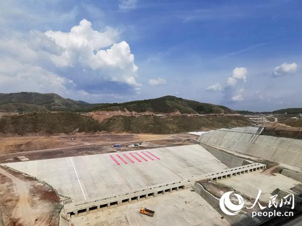 世界裝機容量最大抽水蓄能電站進入蓄水發電準備階段
