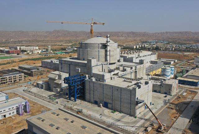 """""""華龍一號""""海外首堆——巴基斯坦卡拉奇核電2號機組投入商業運行"""