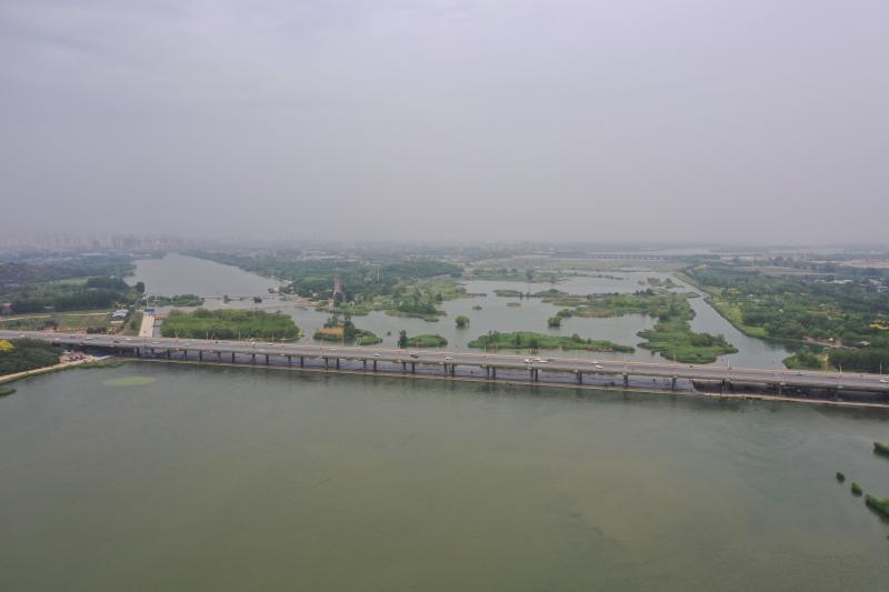 补水2.21亿立方米!2021年夏日滹沱河、年夜清河、白洋淀完成生态补水-启荣信息网