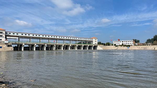 京津冀晋绿色生态河流廊道贯通 永定河26年来首次全线通水