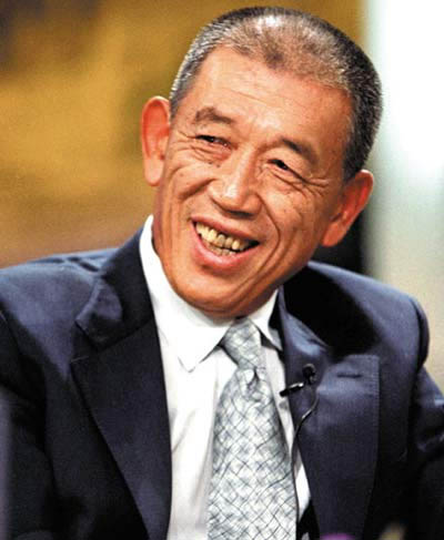 王震之子——中信集团董事长王军谢幕