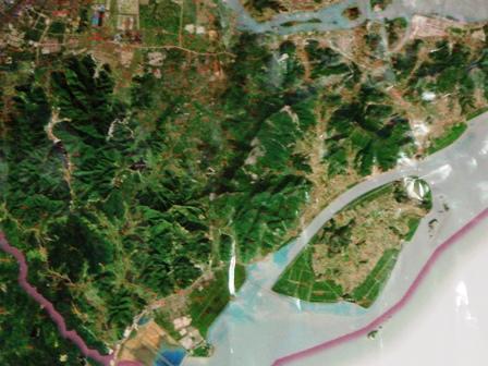 据宁波北仑区宣传部门透露,梅山岛海岸线长22.