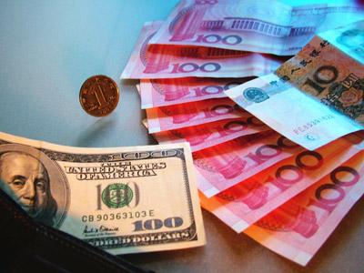 中国 人民币/人民币汇率再创新高(资料图片)