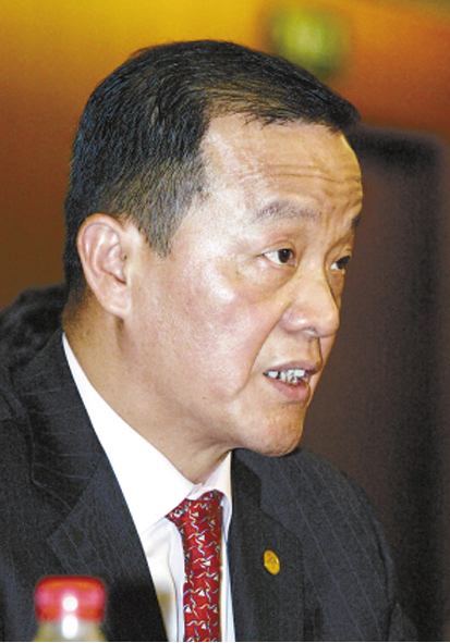马明哲 中国平安集团董事长兼首席执行官