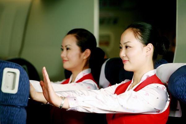 健身操,为乘坐深航航班出行的旅客奉上健康愉悦旅程