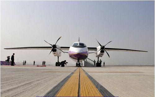 西安飞机国际航空制造股份有限公司总经理蒋建军