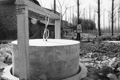 牛场沼气池设计图图片