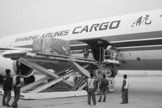 货运专业运输为主的国际航空承运人,此型号飞机的最大业务载重量达到