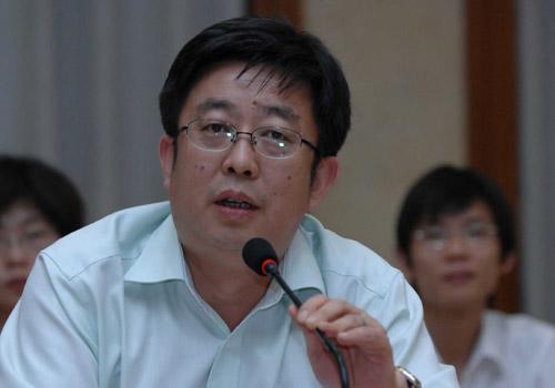 中央财经大学财政学院院长、教授 马海涛发言