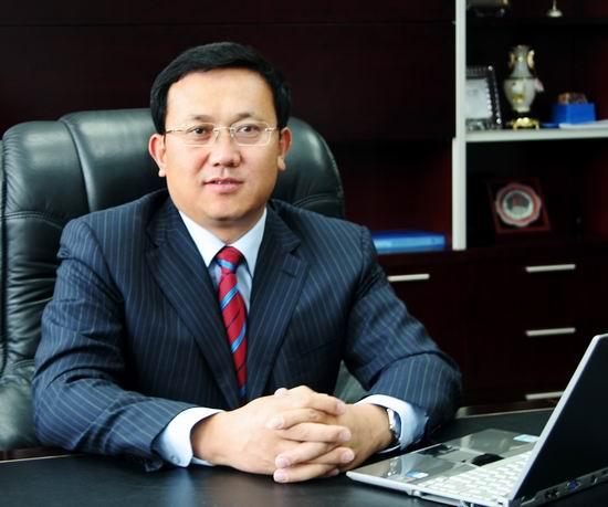 神华宁煤集团董事长--王俭
