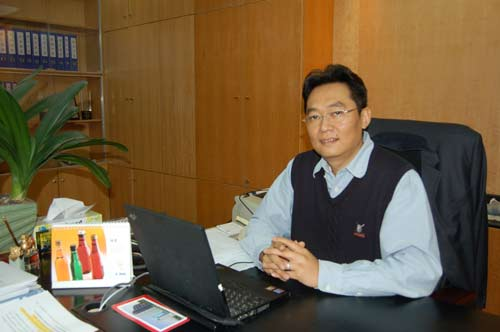 珠海中富工业集团有限公司副总经理黄朝晖简介
