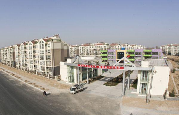 江苏省丰县稳步推进社会主义新农村示范区建设