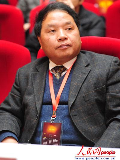 上海市网宣办副主任谢海光