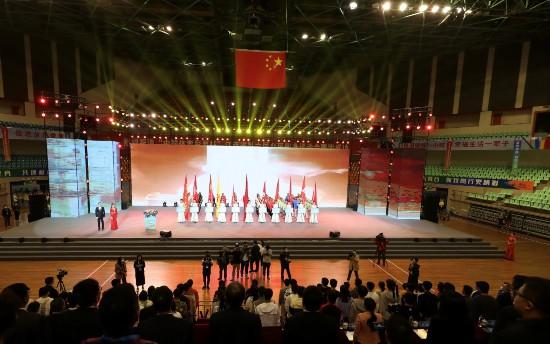 收获健康共享快乐江西省第六届全民健身运动会圆满落幕