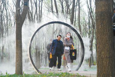 首屆北京森林城市藝術節開幕