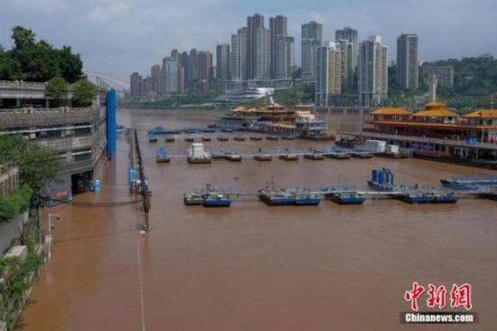 水利部:秋汛超警河流数较常年偏多六成